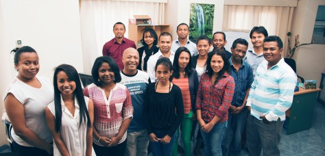 Team ASISTEN Travel Madagascar