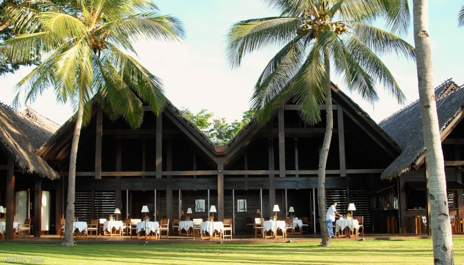 Anjajavy Le Lodge : Unique art de vivre, unique environment